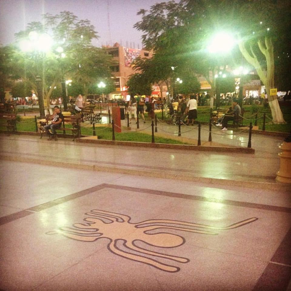 Nasca park