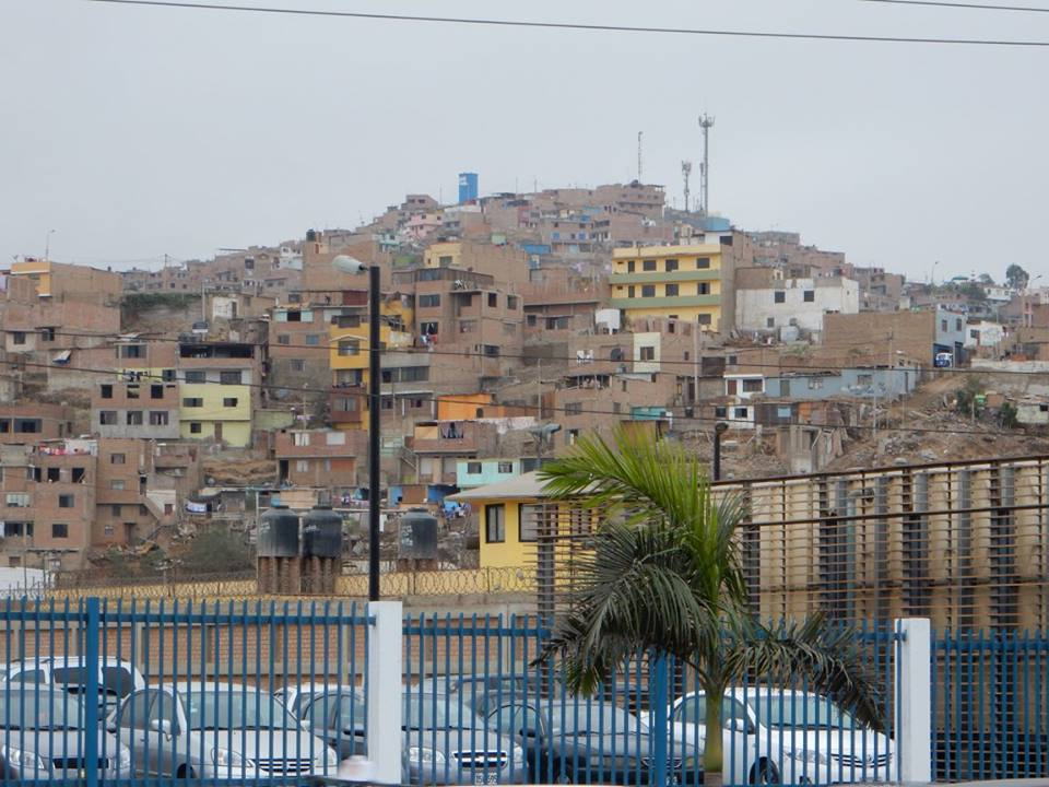 Outskirts of Lima