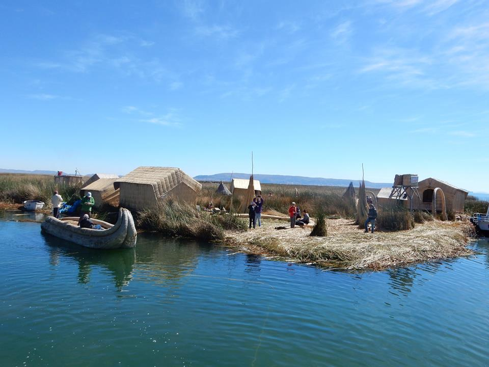 Floating Island Uros