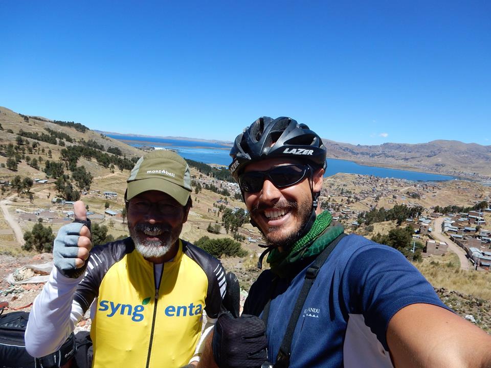 We made it to Puno